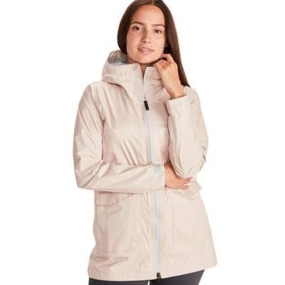 マーモット レディース コート アウター Ashbury PreCip Eco Jacket