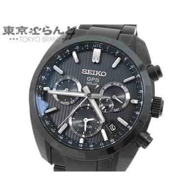 セイコー SEIKO アストロン クォーツ 50周年記念 限定1500本 時計 腕時計 メンズ SBXC023 5X53-0AK0 GPSソーラー 黒文字盤 101497182