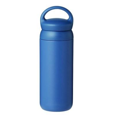 キントー 水筒 KINTO 500ml NV ネイビー 紺 21094 真空二重構造 丸い 握りやすい