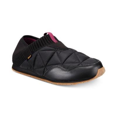テバ Teva レディース スリッパ シューズ・靴 Ember Moc Slippers Black