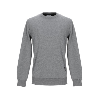 STILOSOPHY INDUSTRY スウェットシャツ グレー XL コットン 70% / ポリエステル 30% スウェットシャツ