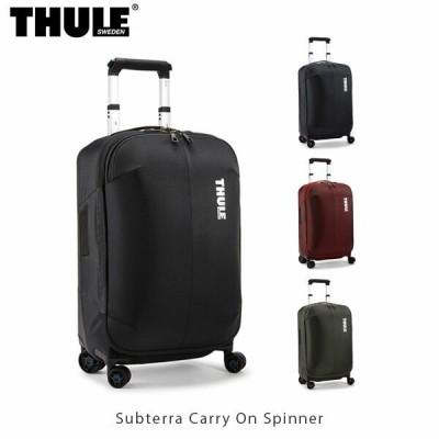THULE Subterra Carry On Spinner キャリーケース スーツケース 機内持ち込みサイズ ポリカーボネート 耐水 ビジネス 旅行 スーリー TSRS322 THU0077