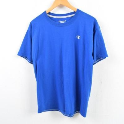 チャンピオン Champion ワンポイントロゴTシャツ L /wbd7930
