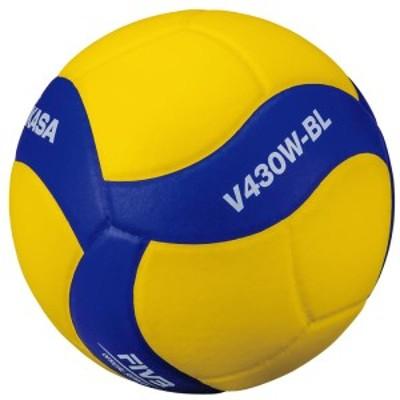 【送料無料】 鈴入りバレーボール4号 ミカサ MIKASA メンズ レディース 鈴入りタイプ 視覚障害 意匠登録 V430W-BL バレーボール V430WBL
