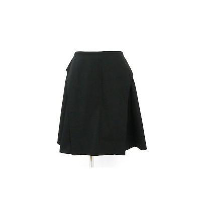 フォクシー ニューヨーク(FOXEYNY)黒スカート 38