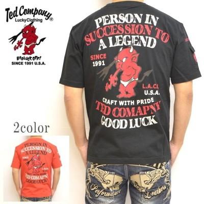 テッドマン TEDMAN TDSS-506 半袖Tシャツ スタンダードテッドマン メンズ トップス