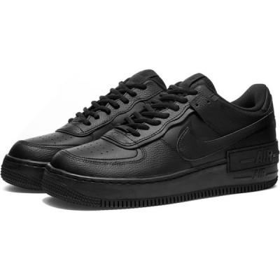 ナイキ Nike レディース スニーカー エアフォースワン シューズ・靴 Air Force 1 Shadow W Black