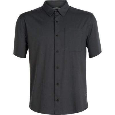 アイスブレーカー メンズ シャツ トップス Compass Short-Sleeve Shirt