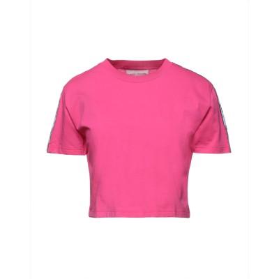キアラ・フェラーニ CHIARA FERRAGNI T シャツ フューシャ XS コットン 100% T シャツ
