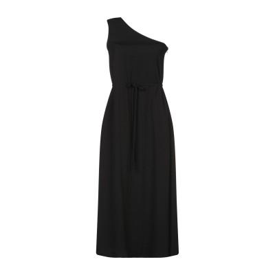 アリジ ALYSI 7分丈ワンピース・ドレス ブラック 40 ポリエステル 100% 7分丈ワンピース・ドレス