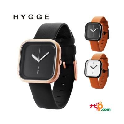 HYGGE ヒュッゲ Vari ウォッチ 腕時計 北欧デザイン ミニマル ブロンズ ブラック シルバー 送料無料