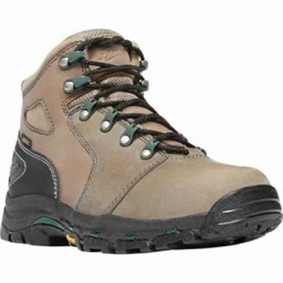 ダナー ブーツ Vicious 4 GORE-TEX Non-Metallic Toe Work Boot Brown/Green Leather