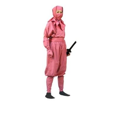おこそ頭巾忍者衣装9点セット Sサイズ Ninja costumes