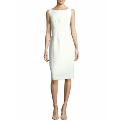 ラファイエット148ニューヨーク レディース ワンピース Carmela Solid Sheath Dress