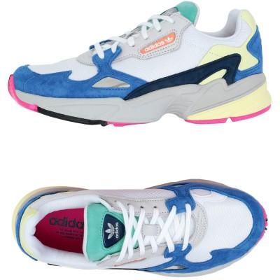 ADIDAS ORIGINALS スニーカー&テニスシューズ(ローカット) ホワイト 9 革 / 紡績繊維 スニーカー&テニスシューズ(ローカット)