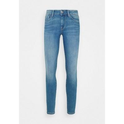 ペペジーンズ デニムパンツ レディース ボトムス SOHO - Jeans Skinny Fit - denim