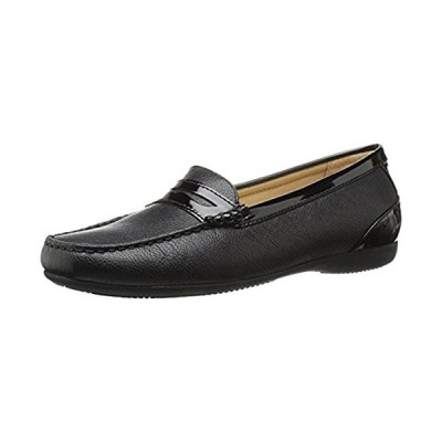 Trotters レディース Staci Flat, ブラック/Black, 5 M US(海外取寄せ品)