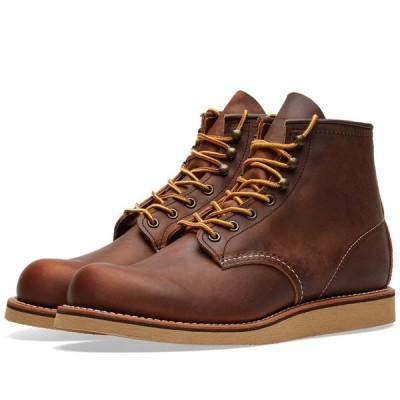 レッドウィング Red Wing メンズ ブーツ ワークブーツ シューズ・靴 2950 Heritage Work Rover Boot Copper Rough/Tough