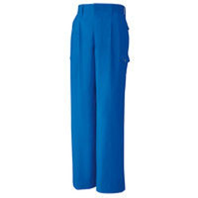 ビッグボーンビッグボーン商事 ECO WORLD 2643 ツータックカーゴパンツ ブルー 100cm(取寄品)