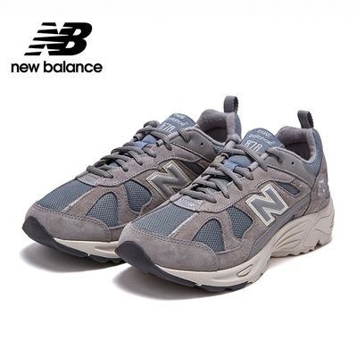 [New Balance] 復古鞋_中性_灰色_CM878KO1-D楦
