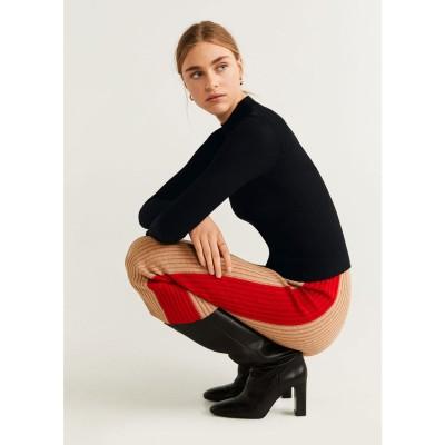 セーター .-- COSTEAU (ブラック)