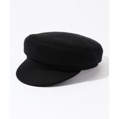 帽子 キャスケット ISABEL MARANT EVIE マリンキャスケット