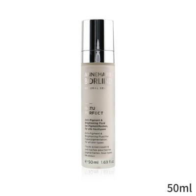 AnnemarieBorlind 保湿 トリートメント Annemarie Borlind Natuperfect Anti-Pigment & Brightening Fluid For Hyperpigmentation, All Skin Types
