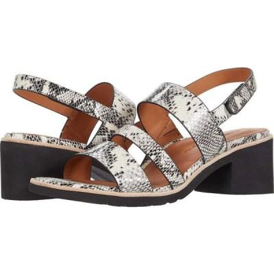 ラモールドピード L'Amour Des Pieds レディース サンダル・ミュール シューズ・靴 Quennell Black/White/Black