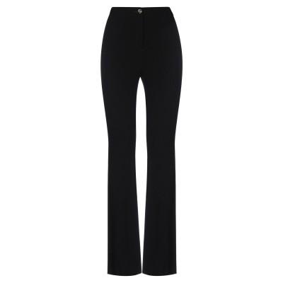 クラス ロベルト カヴァリ CAVALLI CLASS パンツ ブラック 42 レーヨン 100% パンツ