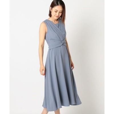 ドレス バックサテンドレス
