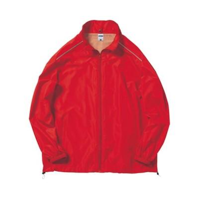 ハイブリッドジャケット / MJ0064-3 M レッド 1