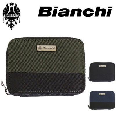 Bianchi(ビアンキ) BID1101 PICCOLO ピッコロ ラウンドコインカードケース 全3色 BIA016