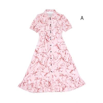 ローブ・ド・リボン dress