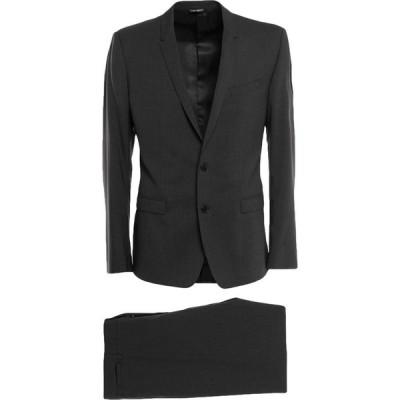 ドルチェ&ガッバーナ DOLCE & GABBANA メンズ スーツ・ジャケット アウター Suit Steel grey