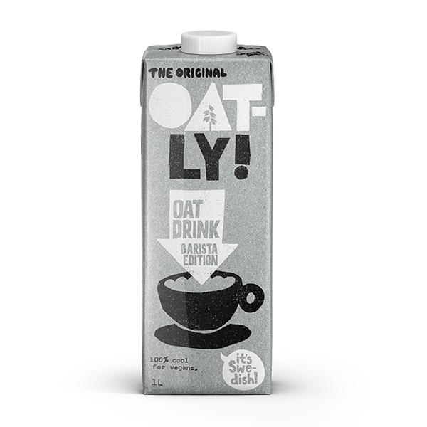 Oatly咖啡師燕麥奶1000ml