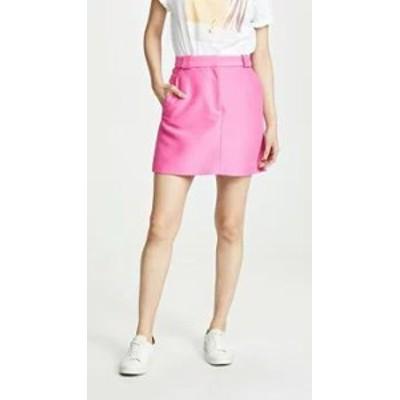 Brandon Maxwell レディーススカート Brandon Maxwell Faille Miniskirt?