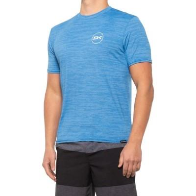 ダカイン DaKine メンズ ラッシュガード 水着・ビーチウェア roots loose fit t-shirt - upf 50+, short sleeve Scout Heather