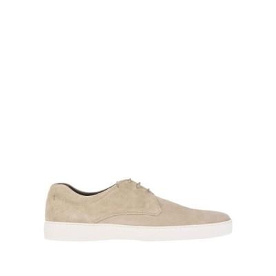 トッズ TOD'S メンズ シューズ・靴 laced shoes Grey