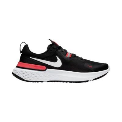 (取寄)ナイキ メンズ シューズ リアクト ミラー Nike Men's Shoes React MilerBlack White Laser Crimson 送料無料