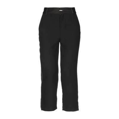 ゲス GUESS パンツ ブラック 27 ポリエステル 88% / ポリウレタン 12% パンツ