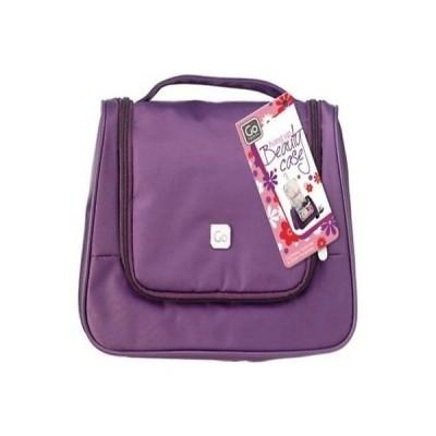 メイクアップ バッグ ケース ゴートラベル Go Travel Beauty Case Purple 652-purple