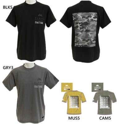 マジェスティック メンズ ロゴTシャツ 半袖Tシャツ トップス XM01-BLK5-MAJ-0015 XM01-CAM5-MAJ-0015 XM01-GRY3-MAJ-0015 XM01-MUS5-MAJ-0015
