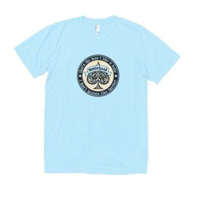 MOTERHEAD 音楽・ロック・シネマ Tシャツ 水色