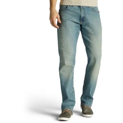リー カジュアルパンツ ボトムス メンズ Lee Men's Extreme Motion Straight Fit Tapered Leg Jeans Radical