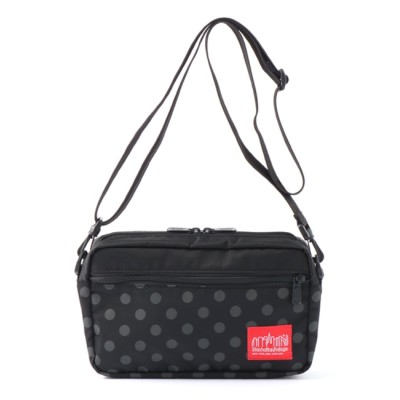 【マンハッタンポーテージ/Manhattan Portage】 Jogger Bag Dot Print