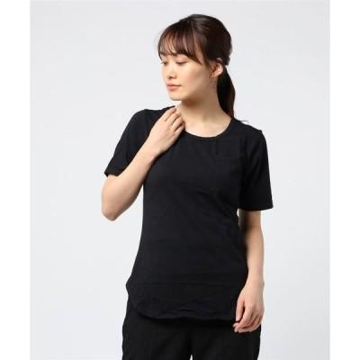 tシャツ Tシャツ バックテールデザインカットソー