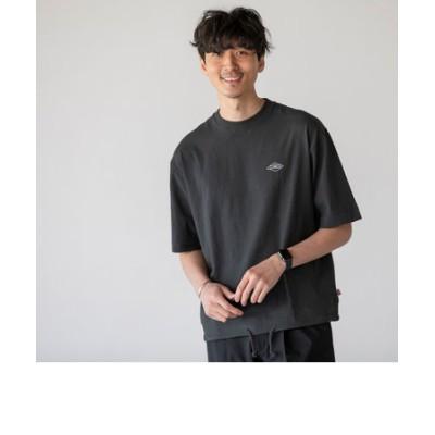 USAコットンドローコードハーフスリーブTシャツ