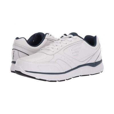 Spira スピラ メンズ 男性用 シューズ 靴 スニーカー 運動靴 WaveWalker - White/Navy