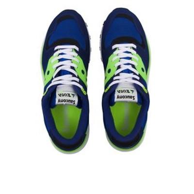 S70437-13 AZURA BLUE/GREEN 596046-0001