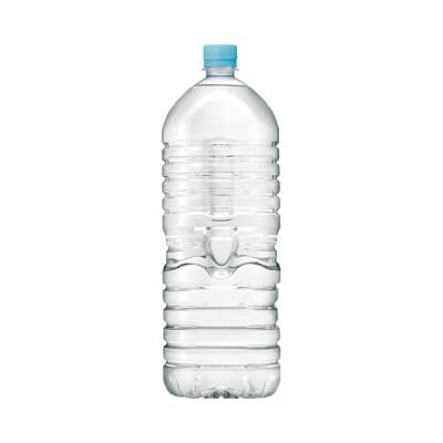 ato6537-1091  #おいしい水 天然水 ラベルレス 2L×9本 1ケ アサヒ飲料 380606